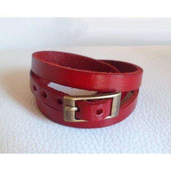 Un autre bracelet cuir pour votre montre !
