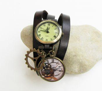 montre bracelet femme steampunk